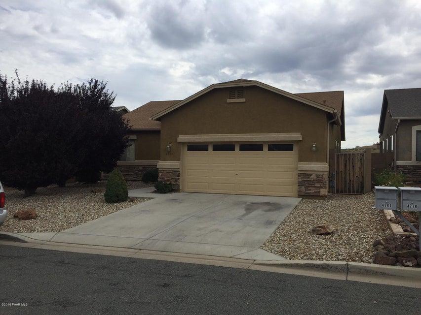4781 N Wycliffe Drive, Prescott Valley Az 86314