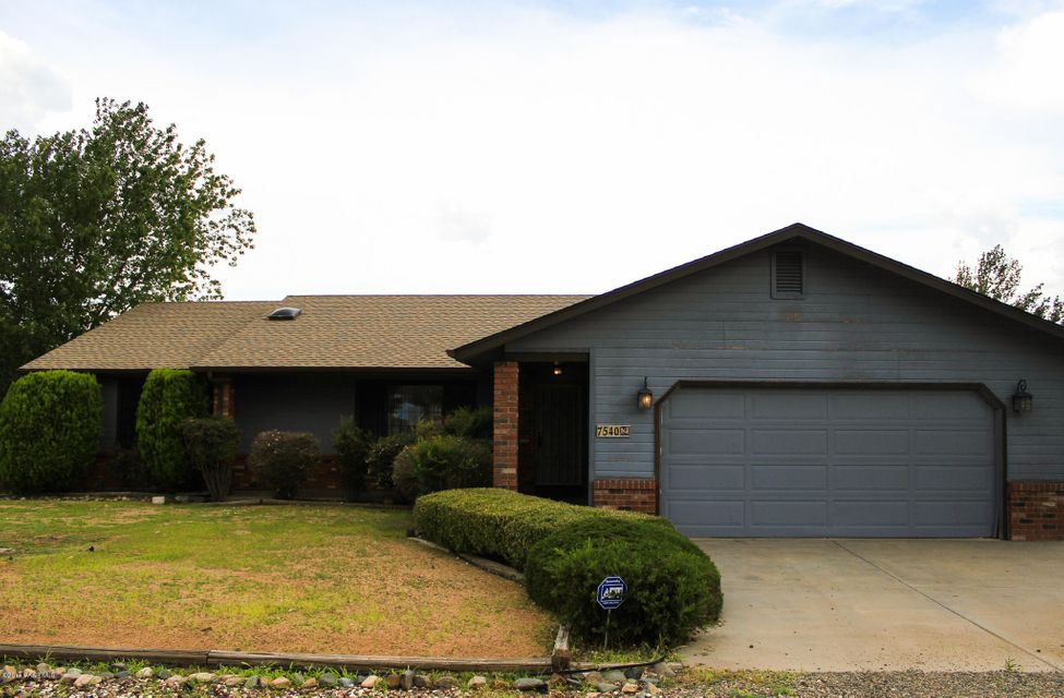 7540 E Long Look Drive, Prescott Valley Az 86314