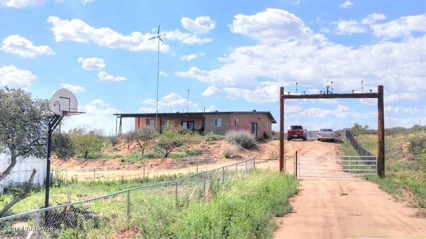 MLS 997883 7350 Veda Lane Building 7350, Wilhoit, AZ Wilhoit AZ Three Bedroom