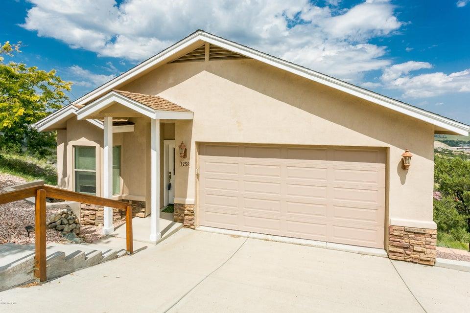 1258  Newport Ridge Drive, Prescott Az 86303