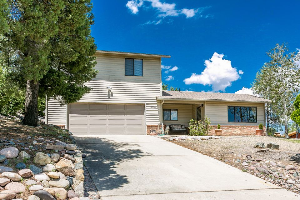 5030  Cactus Place, Prescott Az 86301