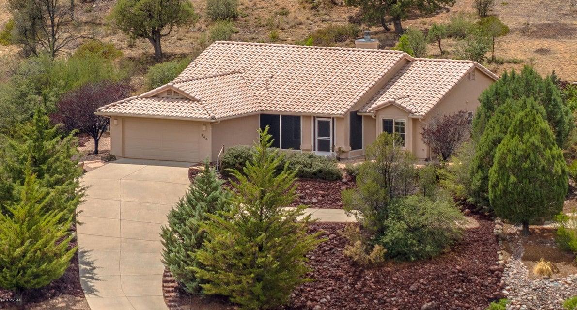 540 N Creekside Drive, Prescott Az 86303