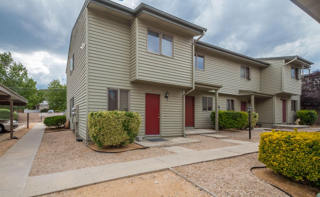 MLS 996034 1242 Stetson Road Unit 21 Building 1242, Prescott, AZ Prescott AZ Condo or Townhome