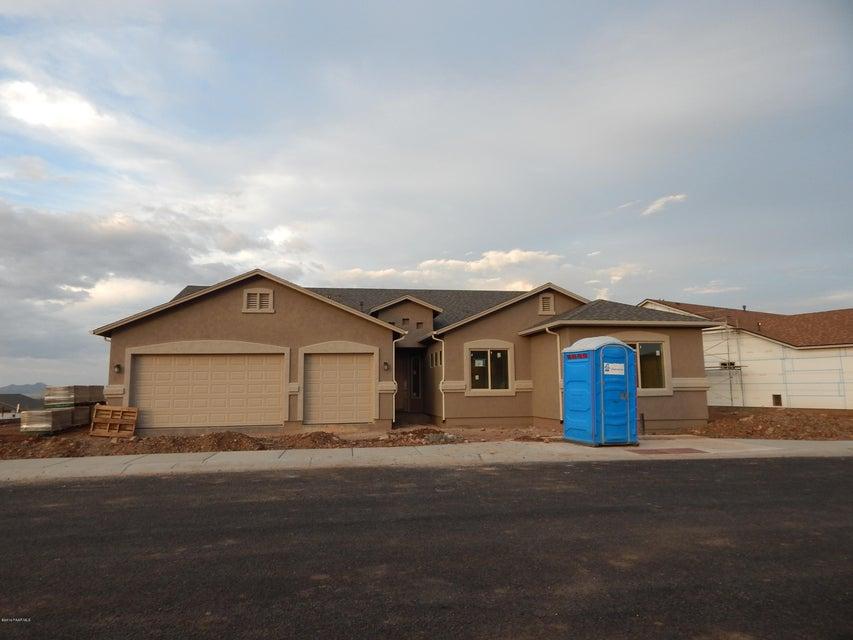 MLS 996340 4041 Pembroke Street Building 4041, Prescott Valley, AZ Prescott Valley AZ Newly Built