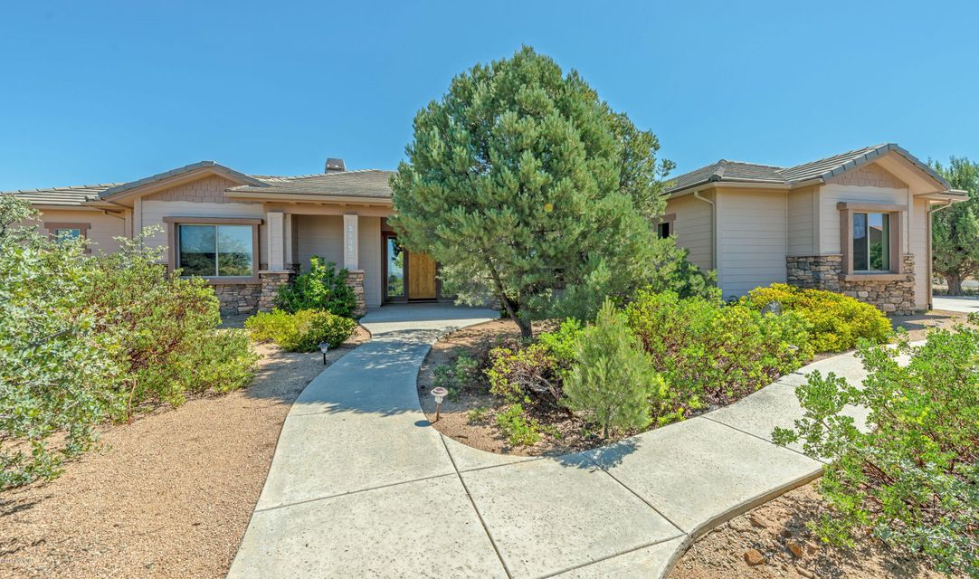 MLS 998432 12875 Chancella Circle Building 12875, Prescott, AZ Prescott AZ Whispering Canyon