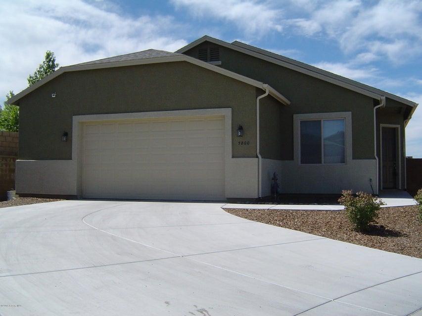 5800 N Burdett Court, Prescott Valley Az 86314