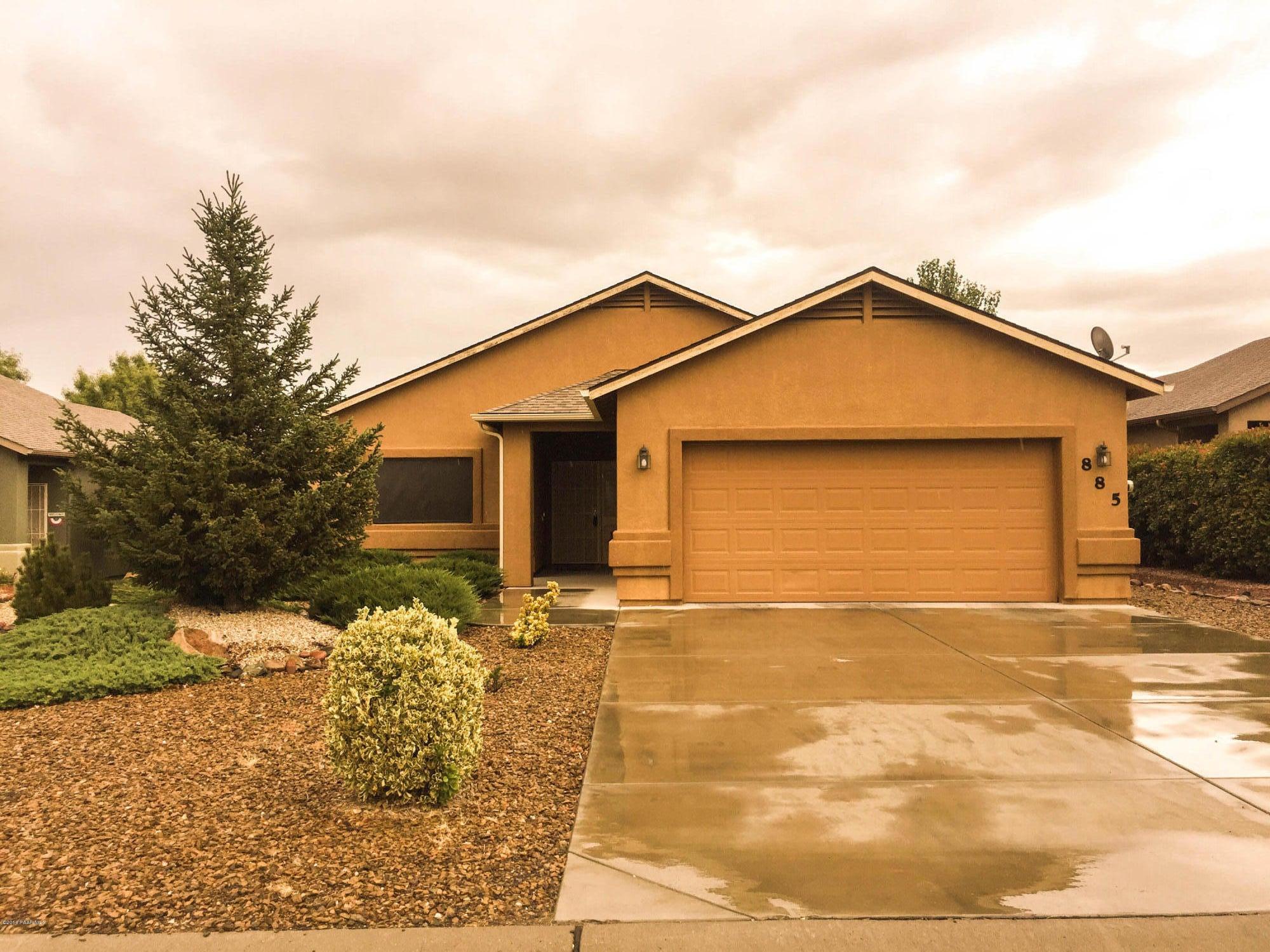 885  Saturn Drive, Chino Valley Az 86323