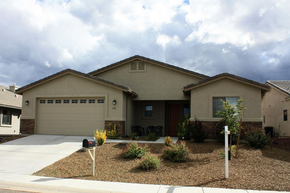 1033  Bridgewater Drive, Prescott Az 86301
