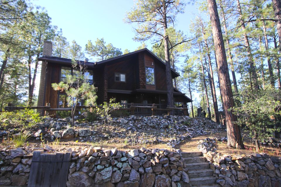435  Banning Creek Road, Prescott Az 86303