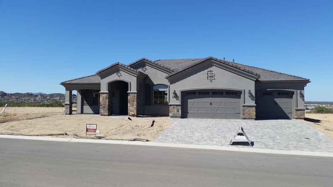 MLS 998813 5262 Peavine View Trail Building 5262, Prescott, AZ Prescott AZ Newly Built