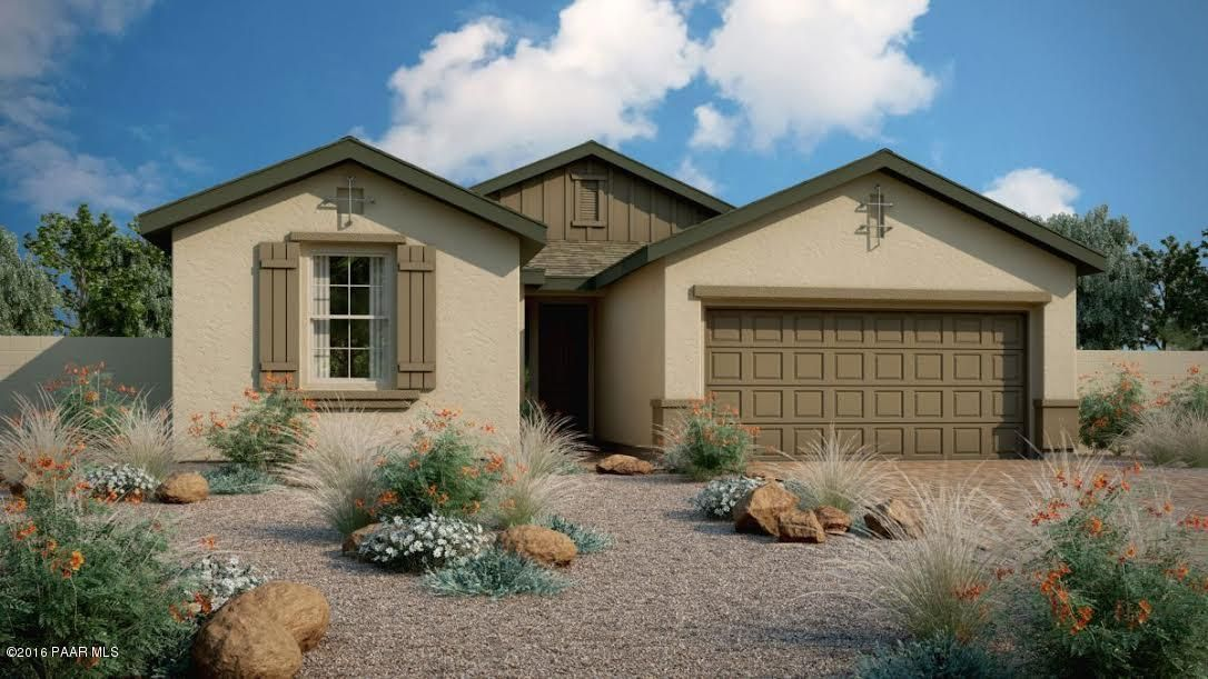 MLS 998922 1216 Brentwood Way Building 1216, Chino Valley, AZ Chino Valley AZ Newly Built