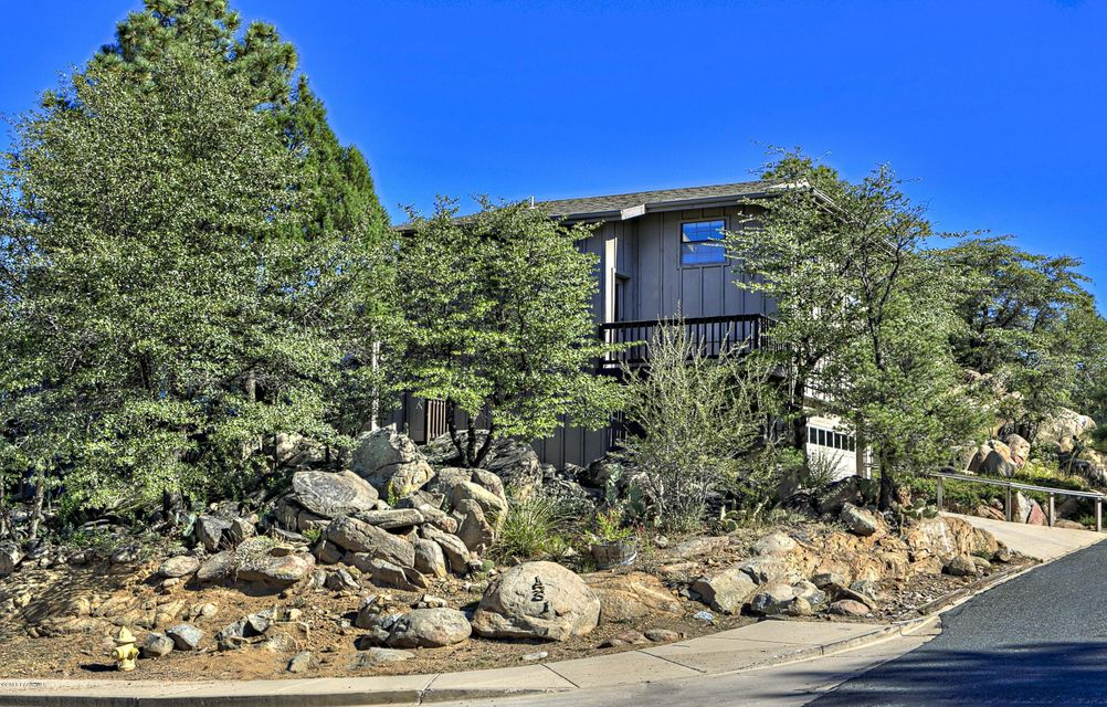 MLS 999009 1581 Sierry Peaks Drive Building 1581, Prescott, AZ Prescott AZ Forest Trails