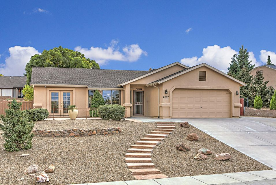7407 N Summit View Drive, Prescott Valley Az 86315