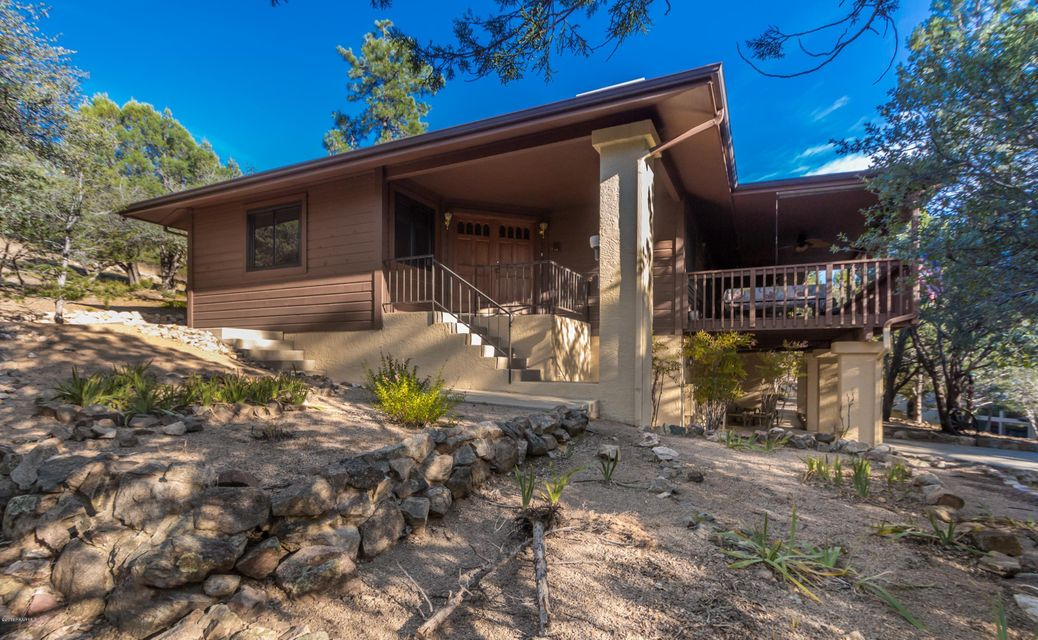 MLS 999264 1915 Valley Ranch Circle Building 1915, Prescott, AZ Prescott AZ Hidden Valley Ranch