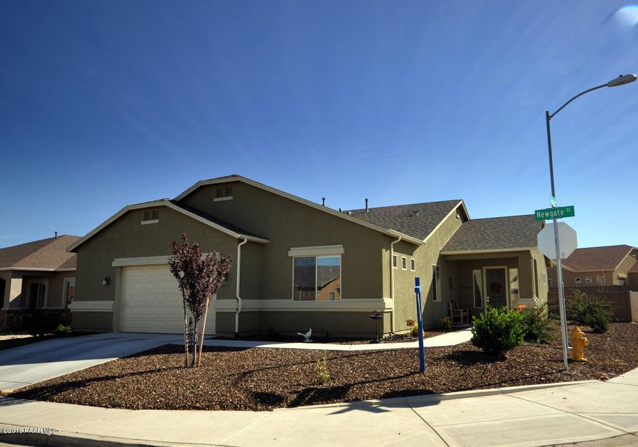 MLS 999443 6417 Newgate Street Building 6417, Prescott Valley, AZ Prescott Valley AZ Newly Built
