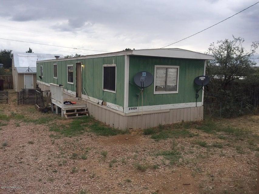 MLS 999582 20826 Cedar Drive Building 20826, Mayer, AZ Mayer AZ Manufactured Mobile Home