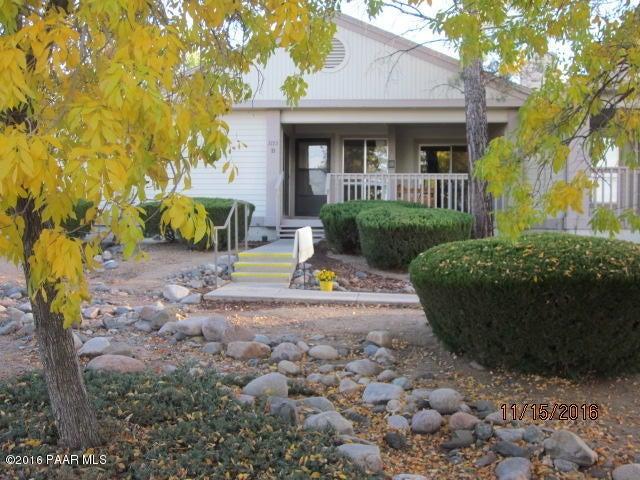 MLS 999604 3173 Dome Rock Place Unit 13b Building 3173, Prescott, AZ Prescott AZ Montana Villas