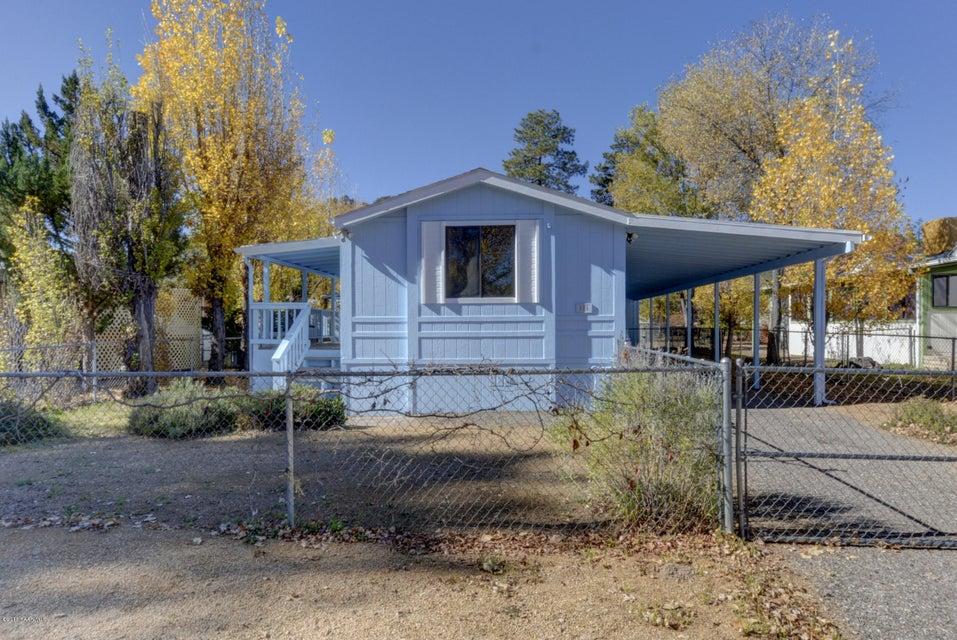 MLS 999635 824 Dougherty Street Building 824, Prescott, AZ Prescott AZ Manufactured Mobile Home