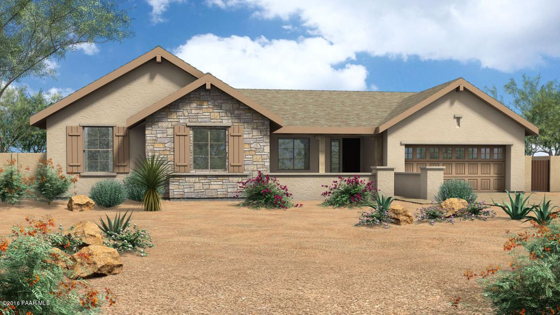 MLS 999662 7850 Bravo Lane Building 7850, Prescott Valley, AZ Prescott Valley AZ Newly Built