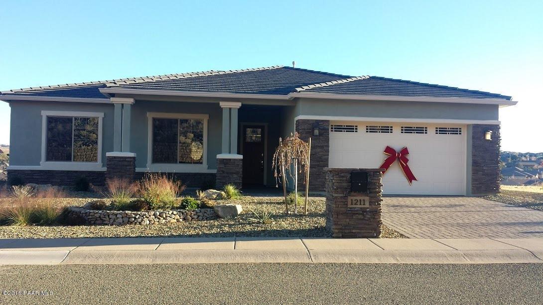 1211 S Lakeview Drive, Prescott Az 86301