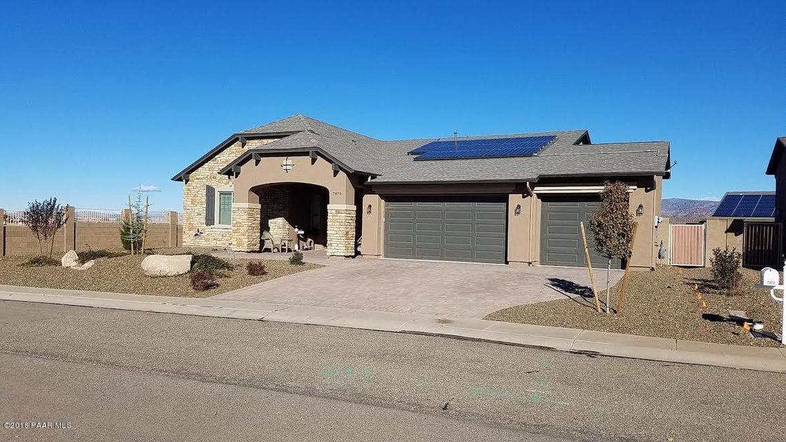 MLS 999844 7870 Impala Drive Building 7870, Prescott Valley, AZ Prescott Valley AZ Newly Built