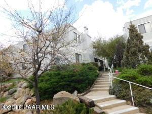 MLS 999938 333 Leroux Unit E2 Building 333, Prescott, AZ Prescott AZ Short Sale