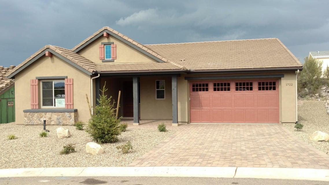 MLS 1000000 1722 Claire Street Building 1722, Prescott, AZ Prescott AZ Vista Verde Estates
