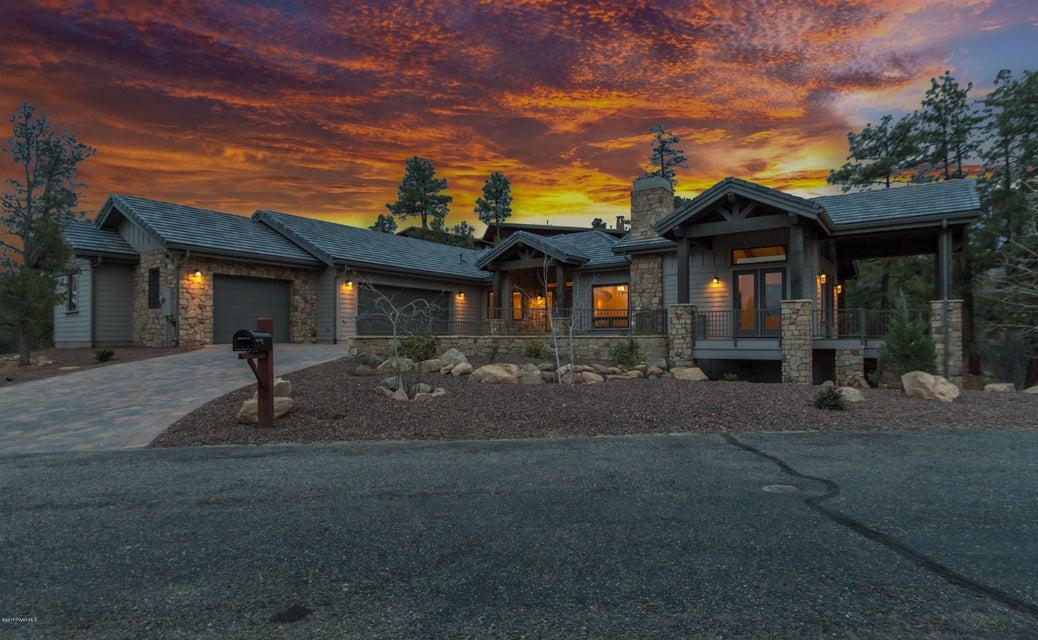 MLS 1000307 1745 Conifer Glen Trail Building 1745, Prescott, AZ Prescott AZ Newly Built