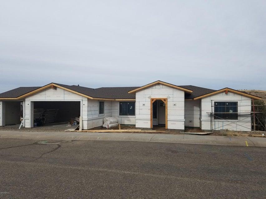 MLS 1000305 4588 Prairie Trail Building 4588, Prescott, AZ Prescott AZ Newly Built
