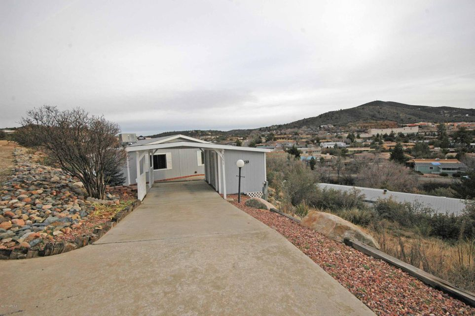 MLS 1000306 2351 Hillside Loop Road Building 2351, Prescott, AZ Prescott AZ Manufactured Mobile Home