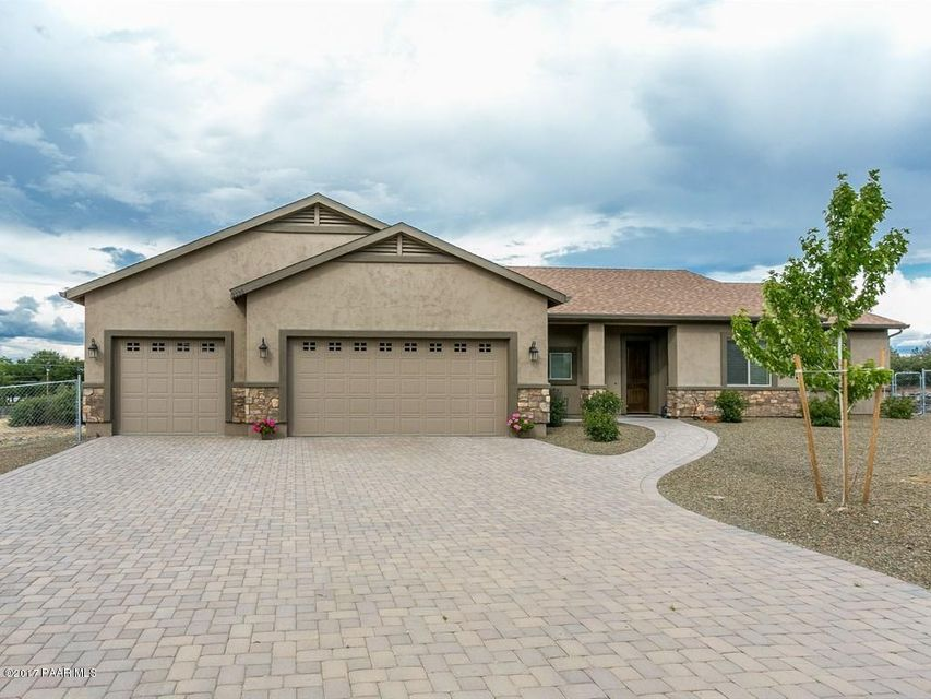 MLS 1000331 2135 West Bridle Path Road Building 2135, Prescott, AZ Equestrian Newly Built
