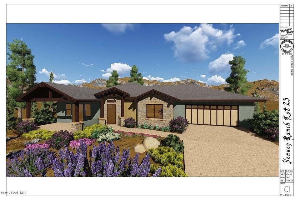 MLS 1000342 762 Carl Lane Building 762, Prescott, AZ Prescott AZ Newly Built