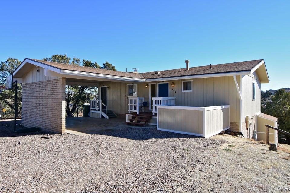 MLS 1000368 315 Chaparral Drive Building 315, Prescott, AZ Prescott AZ Affordable