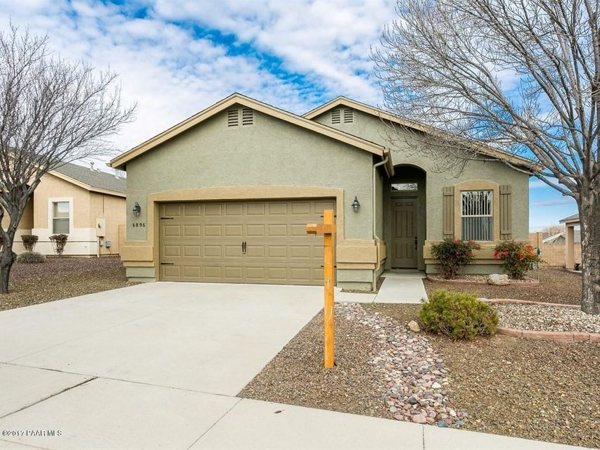 6896 E Yellowglen Drive, Prescott Valley Az 86314