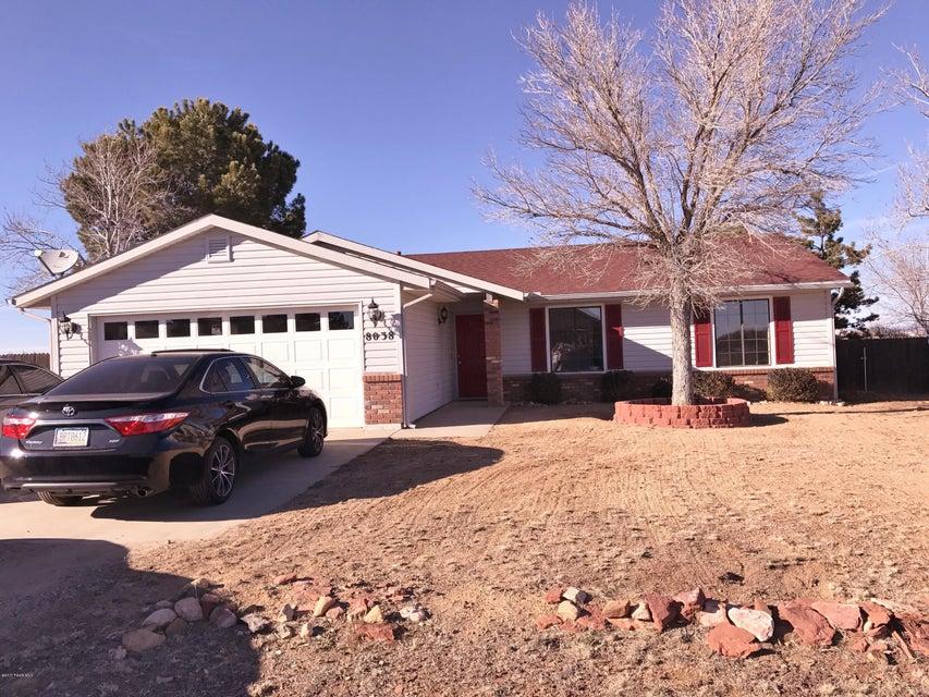 8038 E Dust Devil Drive, Prescott Valley Az 86314