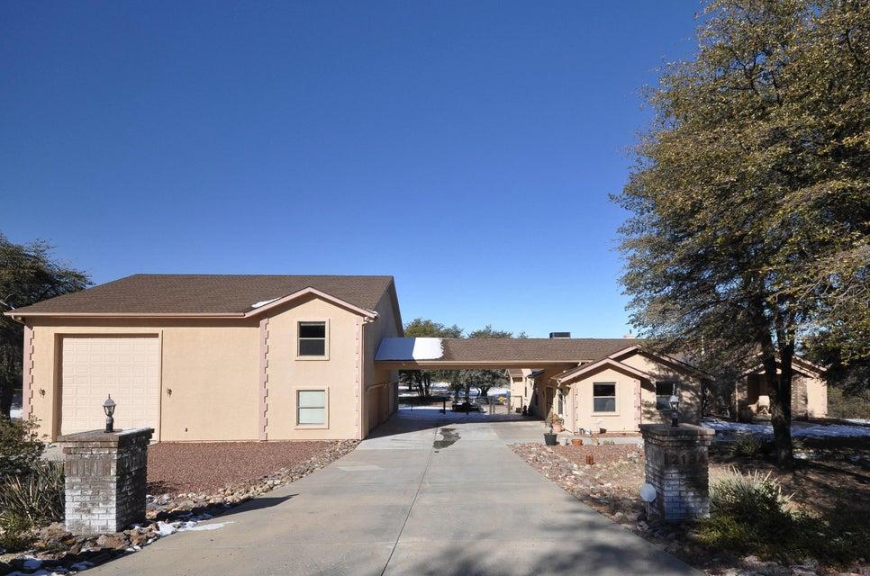 2184 W Mountain Oak Road, Prescott Az 86305