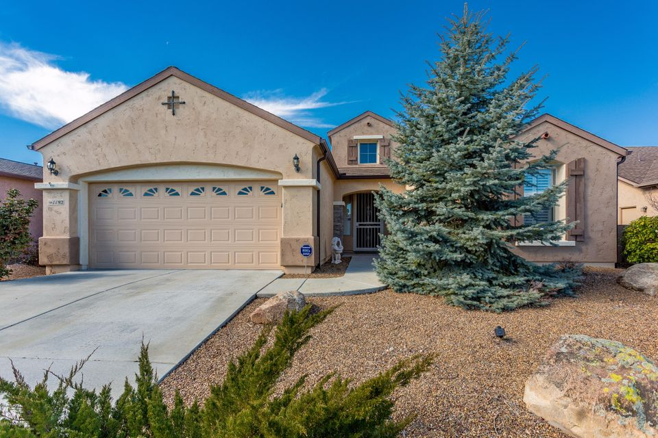 1192 N Rusty Nail Road, Prescott Valley Az 86314