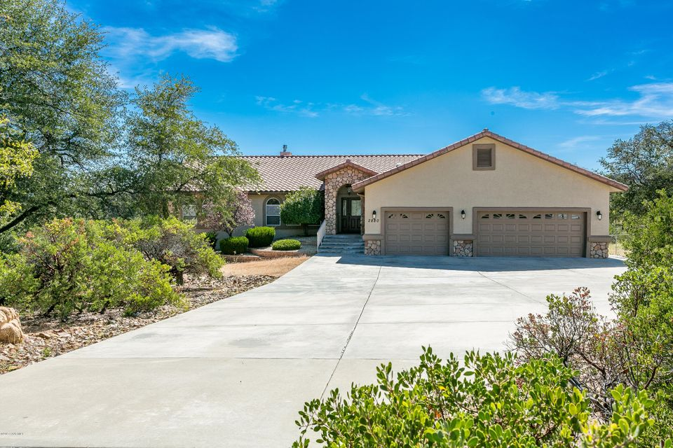 2880 W Glen Haven Drive, Prescott Az 86305