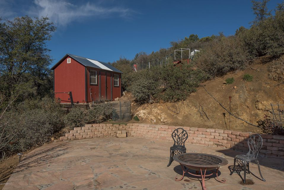 2820 W Forest Service Rd 73 Prescott, AZ 86303 - MLS #: 1001425