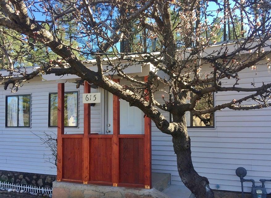 615  Copper Basin Road, Prescott Az 86303