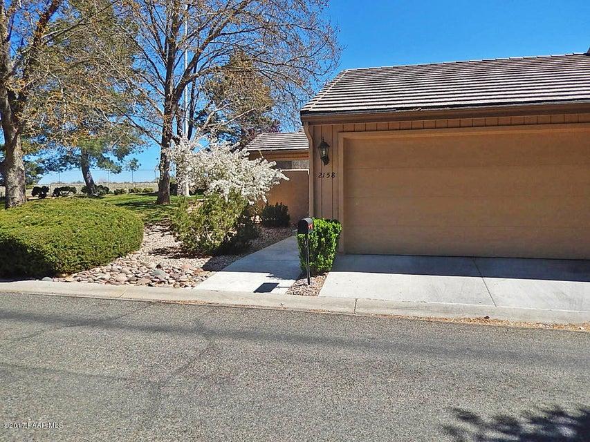2158  Clubhouse Drive, Prescott Az 86301