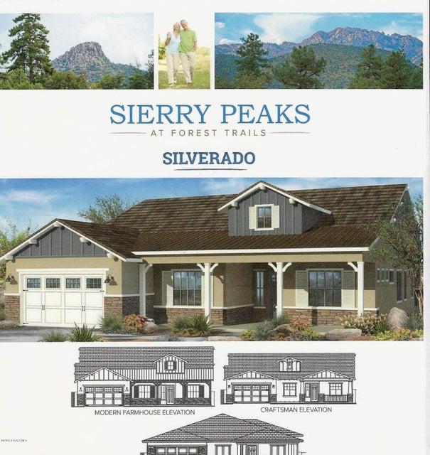 1558 Sierry Peaks Drive, Prescott, AZ 86305
