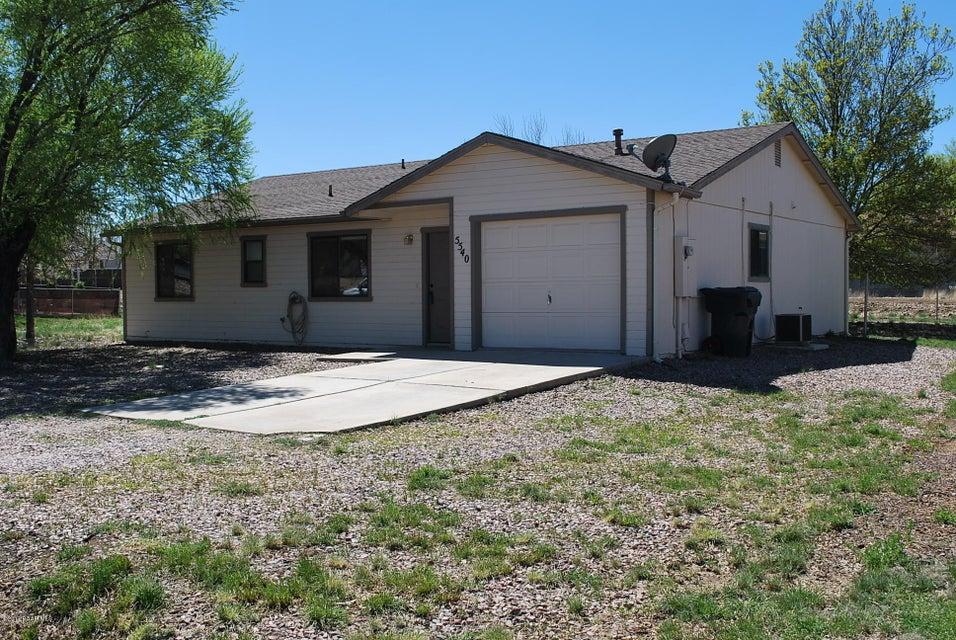 5540 N Roadrunner Drive, Prescott Valley Az 86314