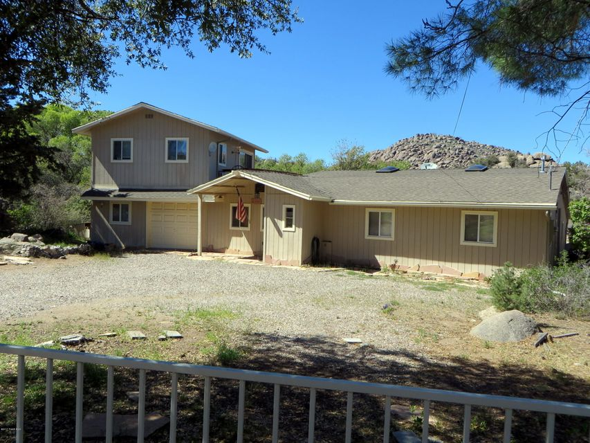 16580 W Willow Avenue, Yarnell, AZ 85362