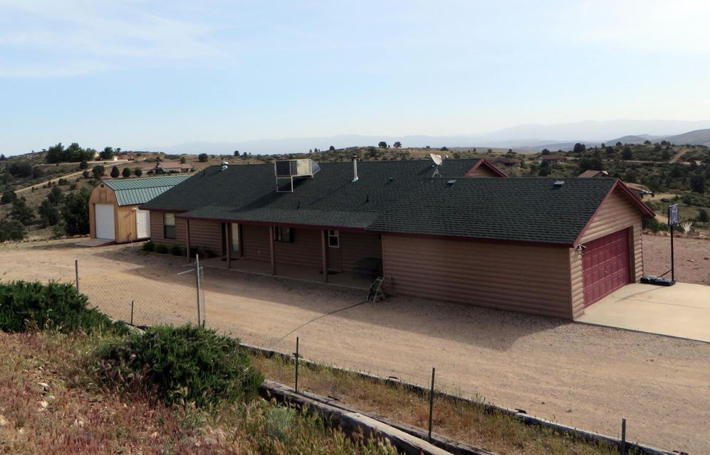 17640 S Oak Drive, Peeples Valley, AZ 86332