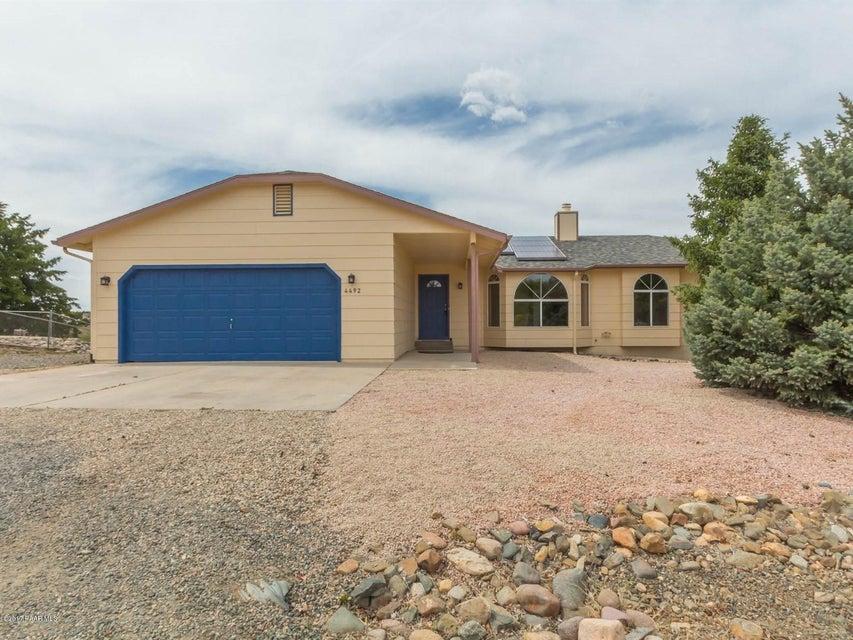 4492 N Kearny Drive, Prescott Valley Az 86314