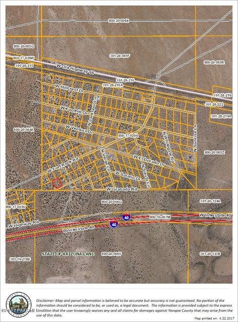 25920 W Granada Road, Seligman, AZ 86337
