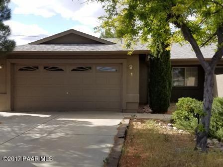 7438 Horseshoe,Prescott Valley,Arizona,86314,2 Bedrooms Bedrooms,1 BathroomBathrooms,1 - 4 units,Horseshoe,1003555