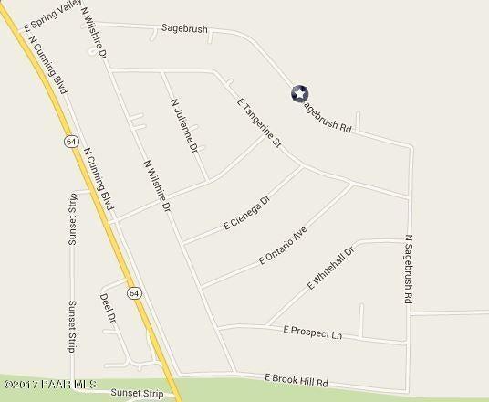 1680 Sagebrush,Williams,Arizona,86046,Residential,Sagebrush,1003706