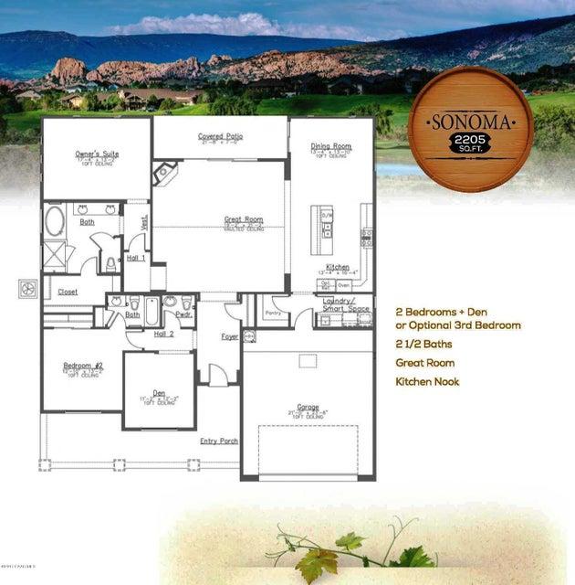 825 Royal Tulips Street Prescott, AZ 86301 - MLS #: 1003820